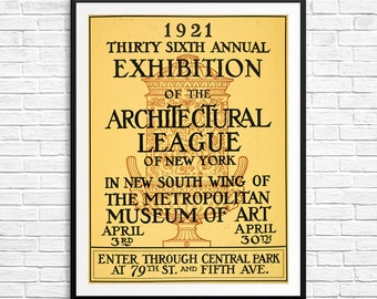 Architect gifts, Architectural League, New York, Metropolian Museum, Museum of Art, New York City, New York Architecture, architect gift