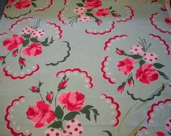 Francie - Beautiful Rose Michael Miller Fabric 1 Yard