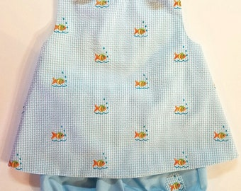 Fish Sundress Size 2