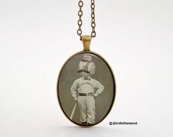 Cincinnati Reds, Baseball Necklace, Cincinnati, Reds, Baseball Jewelry, Reds Necklace, Reds Jewelry, Reds Pendant, Baseball Charm