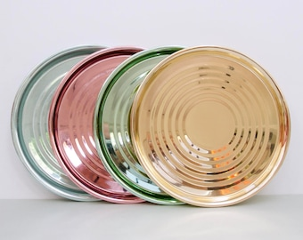 Anodised drink trays - sold separately [one remaining]