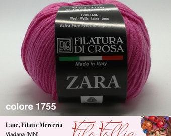 100% Extrafine merino wool ball Zara