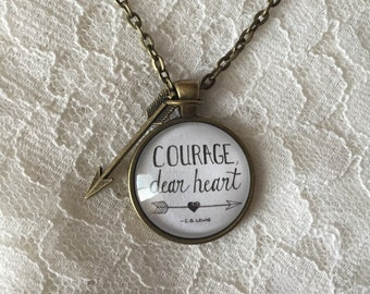 Courage, dear heart 1""