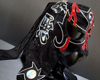 Pentagon wrestling mask luchador costume wrestler lucha libre mexican mask maske cosplay