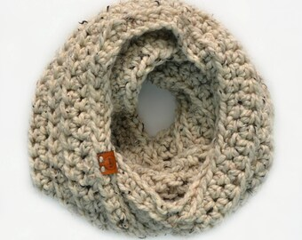 Made to Order: Chunky Infinity Scarf