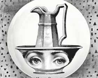 Lina Cavalieri Pitcher plate