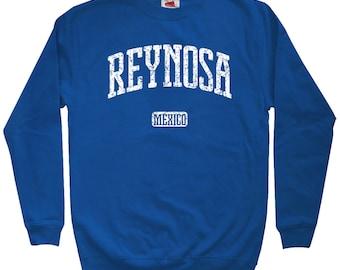 Reynosa Mexico Sweatshirt - Men S M L XL 2x 3x - Crewneck, Gift For Men, Her, Tamaulipas Sweatshirt, Mexican Football, Reynosa Sweatshirt