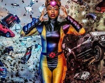 90's Jean Grey Suit - X-Men Costumes