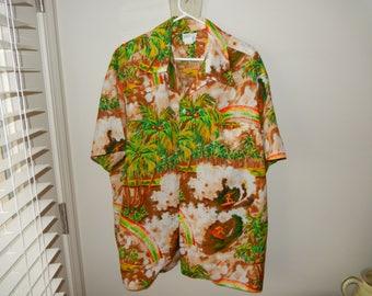 Kole Kole Aloha Shirt Men - Xtra Large
