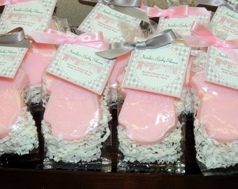 30 Baby Shower Favors Baby One Piece Soaps Boy Girl Custom Party Favors