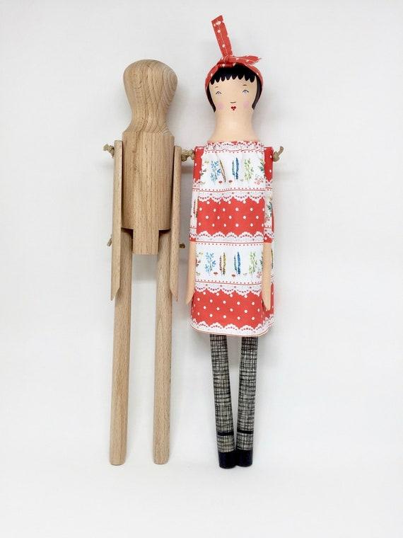Tilly Wood Dress pattern