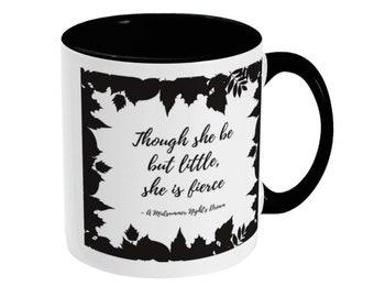Fierce Two Toned Mug
