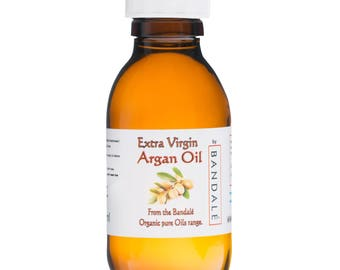 Organic, Extra Virgin Argan Oil