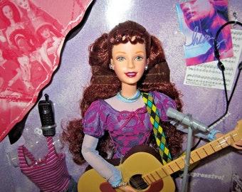 Vintage Barbie Generation Girl Chelsie English Singer Mattel #20967