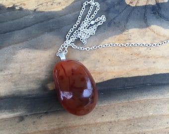 Red Spot Agate