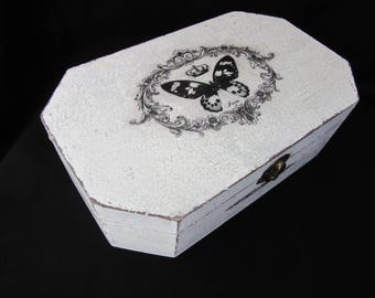 Sewing box .