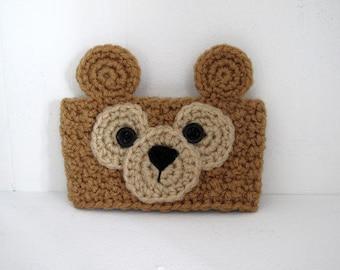 Häkeln Sie Duffy Bären inspirierte Teddybär Tasse Kaffee gemütlich
