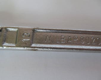 WILBAER  Wrench  -  12 - 13  - open end  Wrench - 8020 /4112  made in Germany