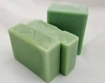 Citrus Basil Soap Bar