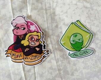 Stickers Steven Universe