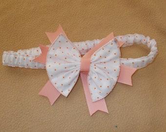 Stretch-Stirnband, babystirnband, Säugling Stirnband, Stirnband, Haar-Bogen-Stirnband, wählen Sie aus 3 Größen, handgefertigte Mädchen Stirnband, Haar-Accessoires