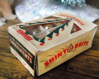 Miniature Christmas Tree Ornaments