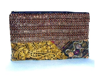 Trendy Clutch ,Evening Clutch-Party Clutch,Embroidery Clutch, A perfect gift