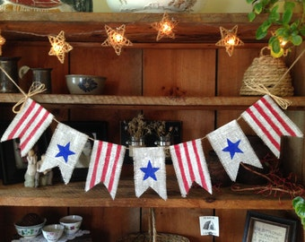 Stars and Stripes  Patriotic Bunting