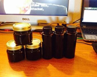 Teriyaki Sauce: 6 of 8 oz plastic bottles (12 oz by weight each)