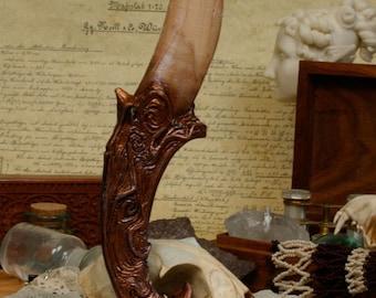 "Dragon Tooth ""Idris"" Dagger (Copper)"
