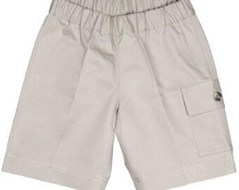 Boy cotton shorts Amédée