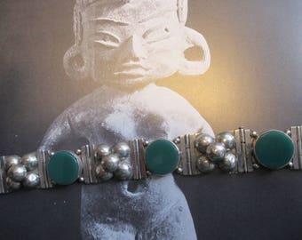 Mexican Vintage Bracelet Marvelous Craftsmanship (J110)