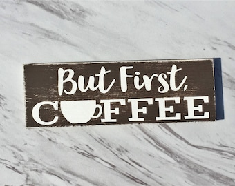 But First, Coffee-MAGNET