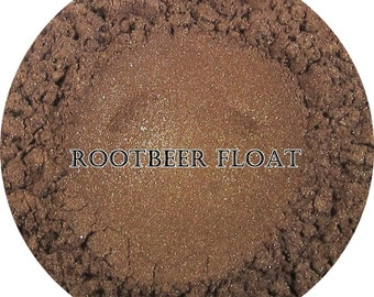 Loose Mineral Eyeshadow-Rootbeer Float