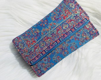 NEW - Turkish Carpet Collection Design Trifold Wallet