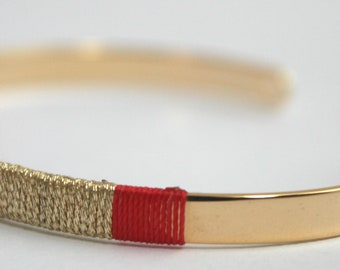 Bracelet Holi Slim Red