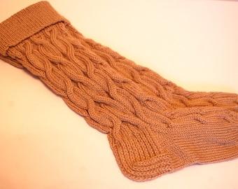 Knee socks, long socks, knitted socks, Wool socks, Cable knit, leg warmers, knee-length socks, wool knee socks, gift for her, comfy socks