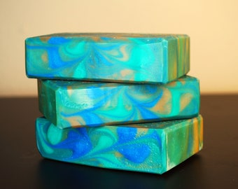 Sea Salt & Sand Handmade Soap