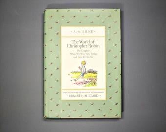Christopher Robin Book