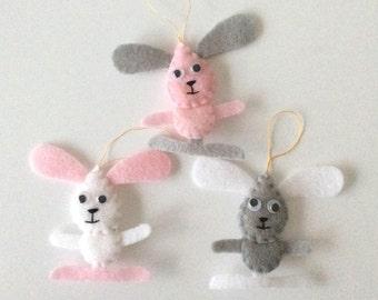 Bunny voorjaar decoratie