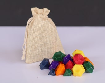 Infinity Stones Gems - Infinity War Inspired Wax Melts - Various Scents Included