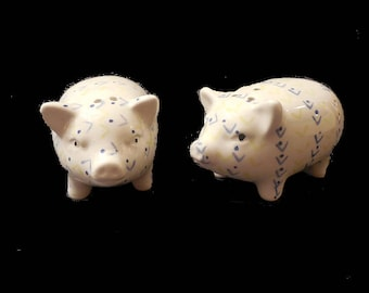 Salt and Pepper Shakers,  FREE SHIPPING