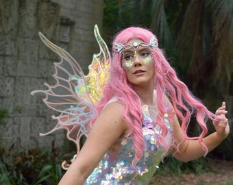Pink Unicorn Willow Wings Fantasy Fairy Wings