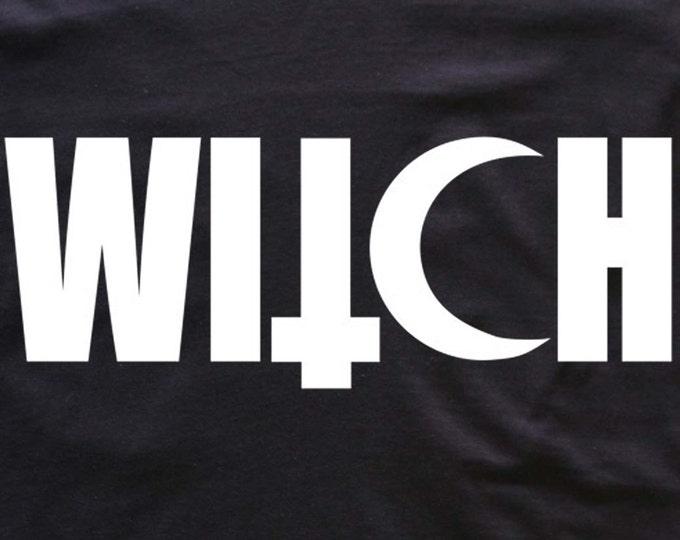 Witch Satan Moon - T-Shirts / Dress/ Tops