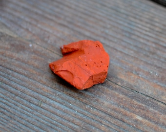Raw Uncut Red Jasper
