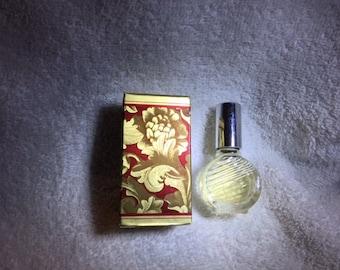 Vintage Avon Tasha Ultra Precious Scent .33 oz Rare Discontinued 1983 New in Box