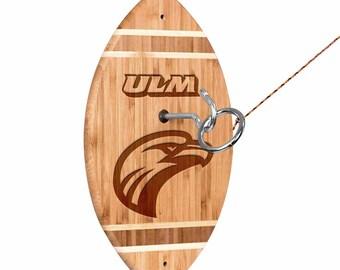 Louisiana Monroe Warhawks Tiki Toss
