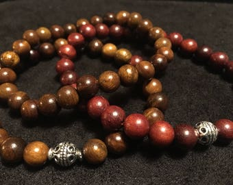 Sandalwood Stretch Bracelets