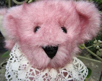Teddy Bear, Rose Pink