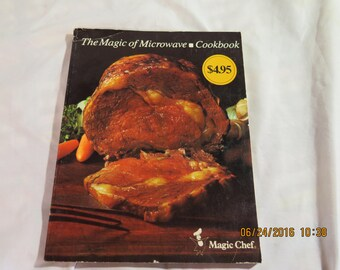 The Magic of Microwave Cookbook by Crocker Joanne (1976-03-01) Paperback